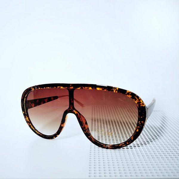 Leopard Print Goggle Style Unisex