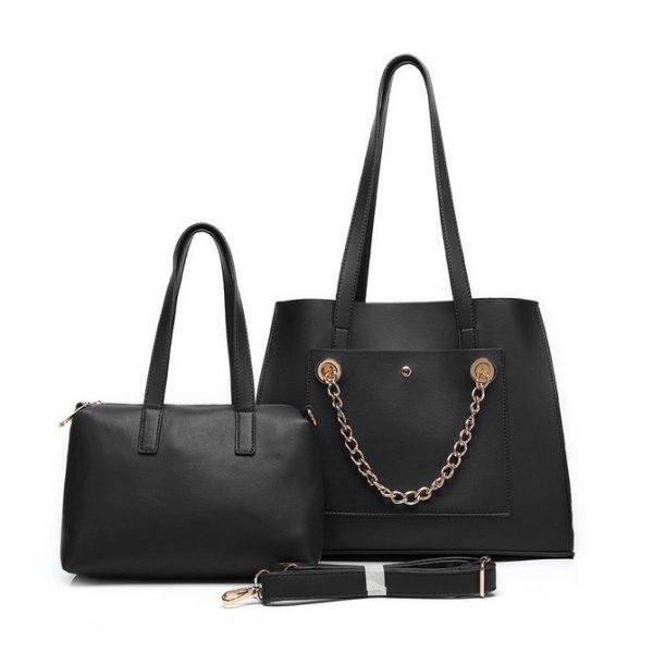 Black bag in bag