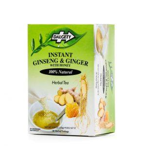 Ginseng & Giner Tea