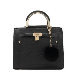 Black Mini Shoulder Bag