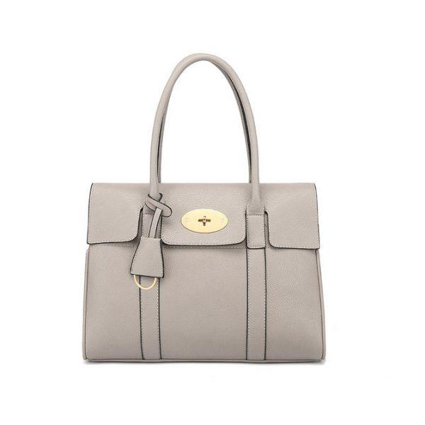 Grey Mulbury Inspired Handbag