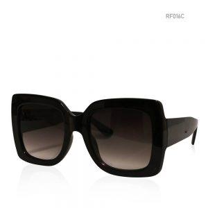 Black Oversize Ladies Sunglasses