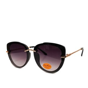 Black Cateyes Sunglasses