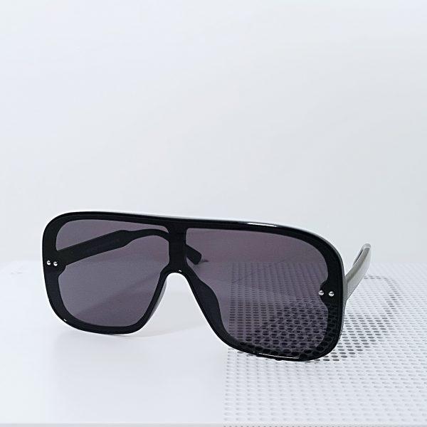 Black Unisex Sunglasses