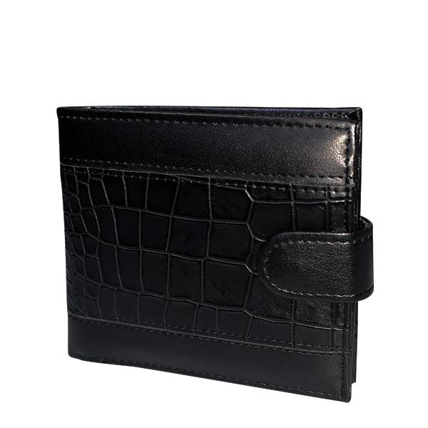 Black Gents Wallet